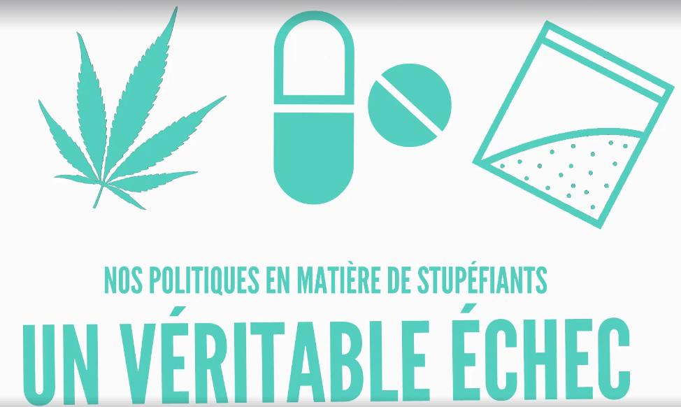 Pourquoi la politique des drogues en France est un échec