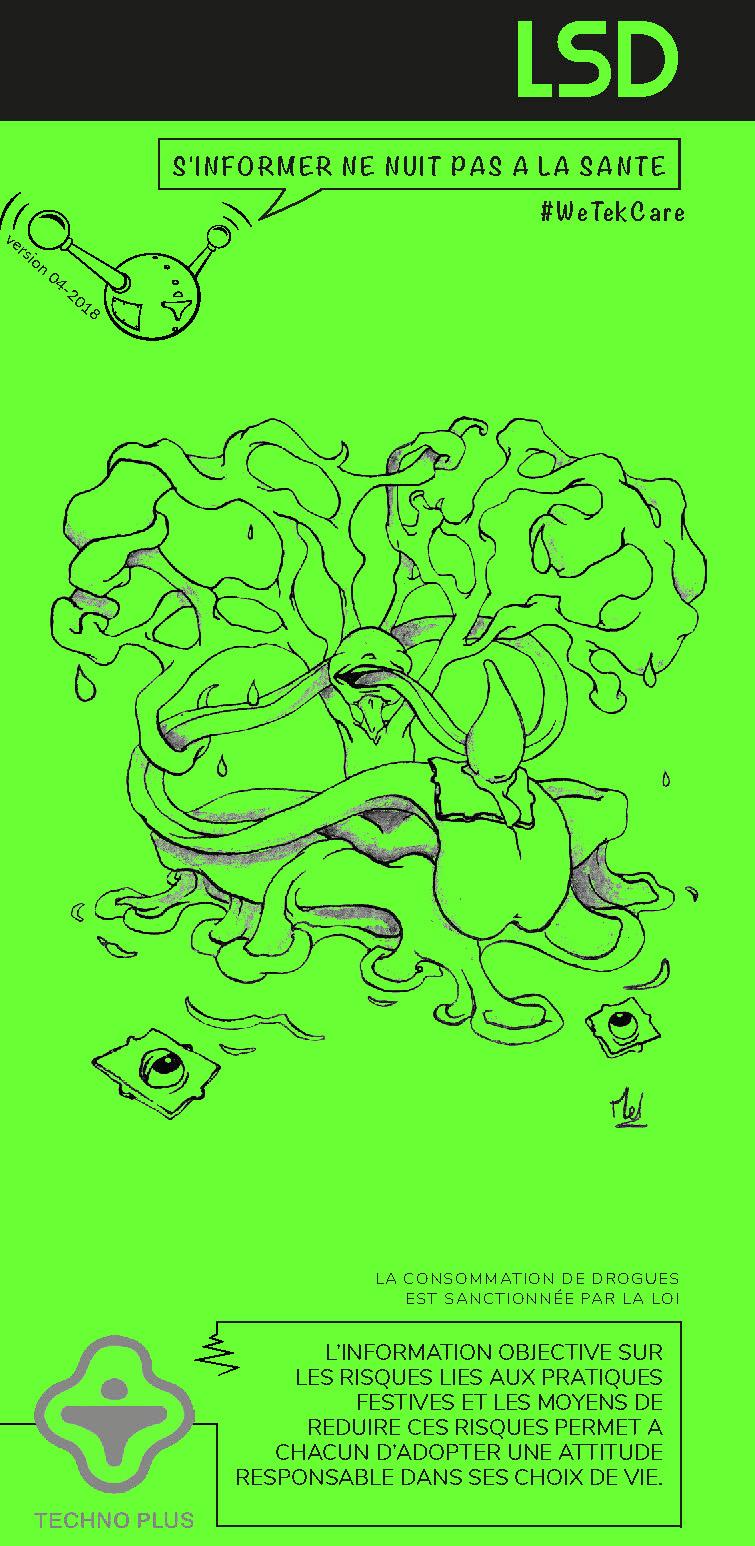 Flyer LSD